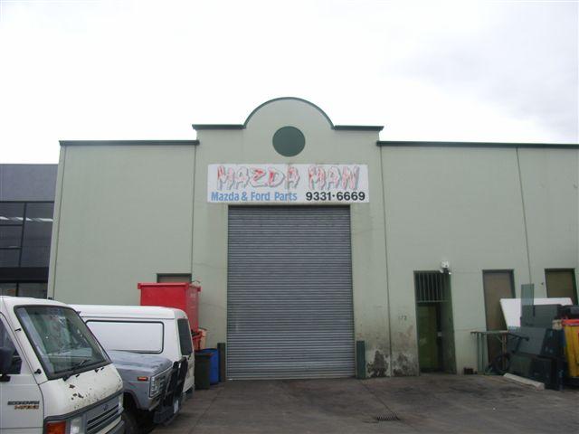 Precast factory